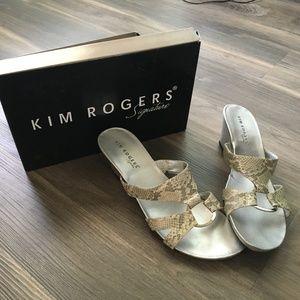 Kim Rodgers Lisha Wedges